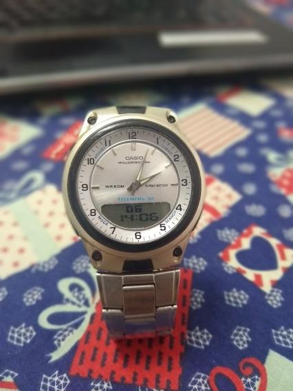 Relógio Casio Aw-80/2747