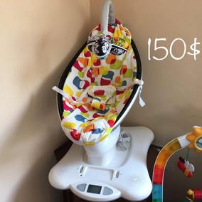 Silla Mecedora Para Bebé Marca 4 Mons. Mamaroo