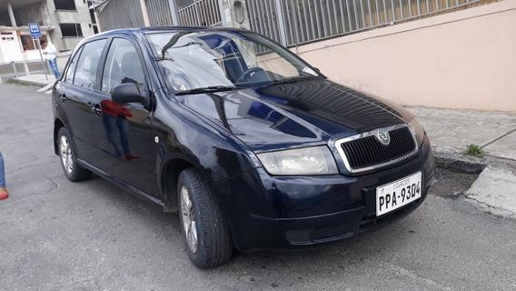 Skoda Fabia 1400cc 16v