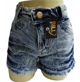 10 Short Jeans Com E Sem Lycra Atacado Pra Revenda Promoção