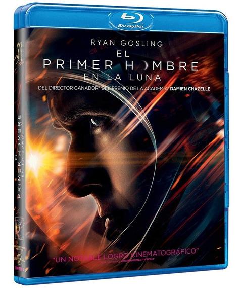 El Primer Hombre En La Luna Ryan Gosling Pelicula Blu-ray