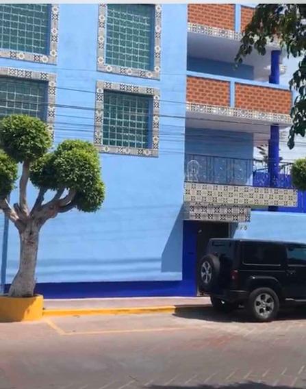 Casa 3 Pisos Zona Comercial Tequisquiapan Slp Slp Credito