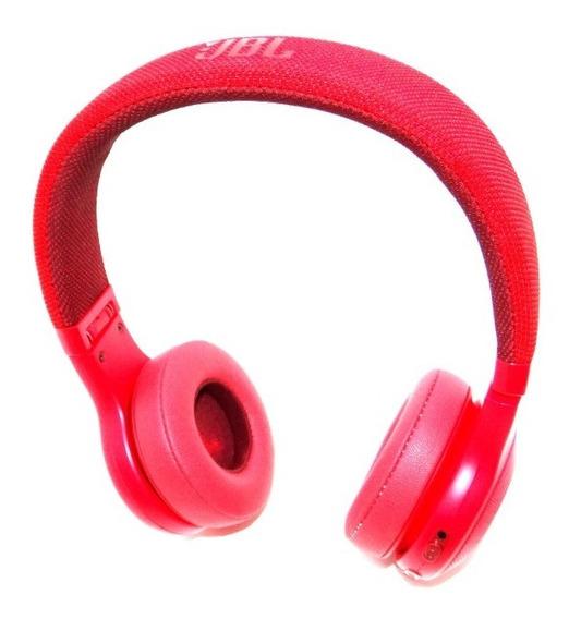 Fone De Ouvido Jbl Bluetooth E45bt Vermelho (vitrine) Origin
