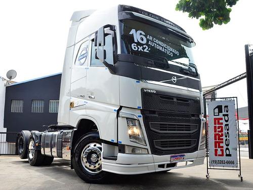 Volvo Fh 460 6x2 Globetrotter 2016= Fh 500 Scania R440