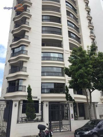 Apartamento Com 3 Dormitórios À Venda, 157 M² Por R$ 725.000 - Jardim Aquarius - São José Dos Campos/sp - Ap8352