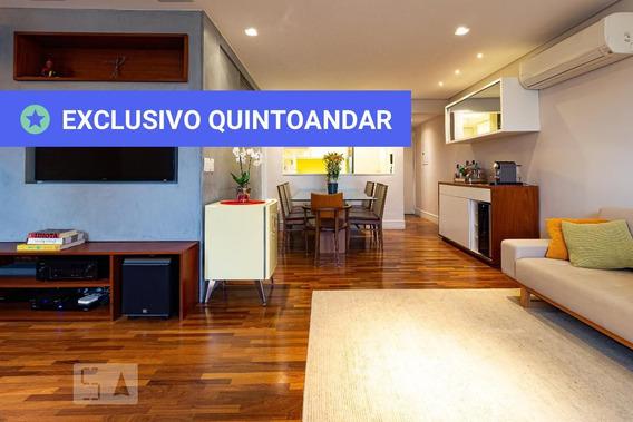 Apartamento No 11º Andar Com 2 Dormitórios E 2 Garagens - Id: 892950849 - 250849