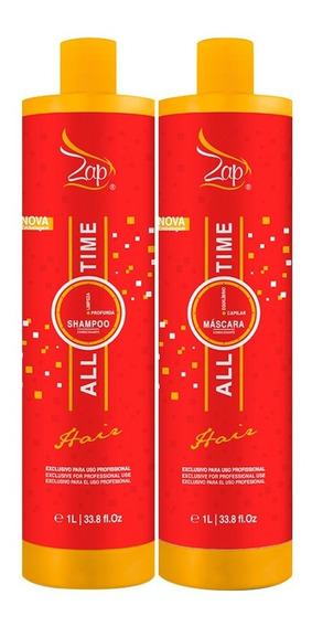 Tratamento Capilar All Time Zap Litro - A Mais Vendida