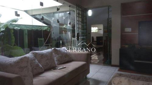 Imagem 1 de 21 de Casa Com 4 Dormitórios À Venda, 460 M² Por R$ 1.300.000,00 - Aterrado - Mogi Mirim/sp - Ca0275