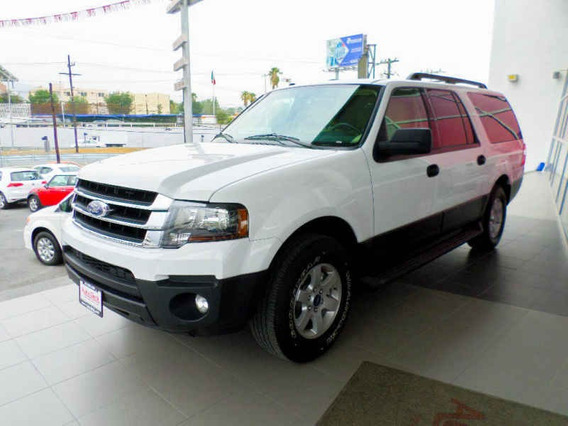Expedition Xl Max 4x2 2015