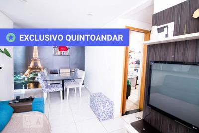 Apartamento No 11º Andar Mobiliado Com 2 Dormitórios E 1 Garagem - Id: 892917629 - 217629