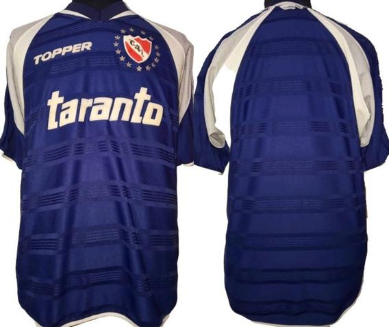 Camiseta De Independiente Topper 2002 Talle 40 (m) !!!