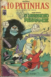 Gibi Tio Patinhas Nº 152 (1978)