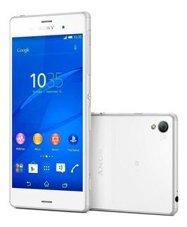 Smartphone Sony Xperia D6643 Z3 Branco 16gb, Tv (vitrine)