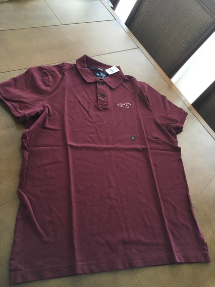 Camisa Polo Hollister Xxl