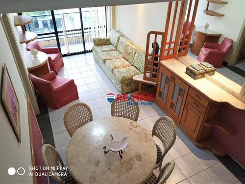 Imagem 1 de 24 de Cobertura Com 2 Dormitórios À Venda, 140 M² Por R$ 500.000,00 - Praia Da Enseada  Aquário - Guarujá/sp - Co0216