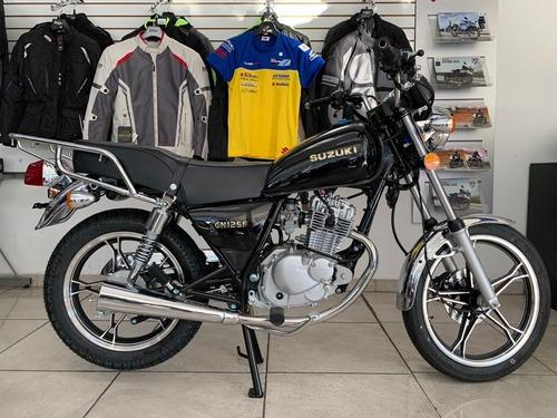 Imagen 1 de 7 de Suzuki  Gn125f