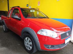Fiat Strada 1.4 Mpi Trekking Ce 8v Flex 2p Manual