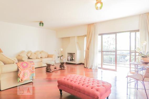 Apartamento À Venda - Moema, 4 Quartos, 217 - S893046902