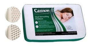 Almohada Cannon Viscoelastica Inteligente Dual Refreshing