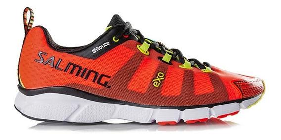 Zapatillas Salming Enroute Hombre Running Entresuela Recoil