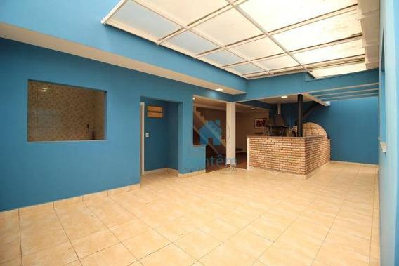 Ca0272- Casa Com 6 Dormitórios À Venda, 336 M² Por R$ 1.100.000 - Adalgisa - Osasco/sp - Ca0272