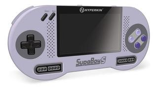 Hyperkin Supaboy S Portable Pocket Snes Consola