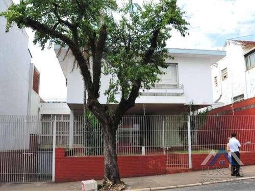 Casa Para Alugar, 1000 M² Por R$ 13.500,00/mês - Centro - Londrina/pr - Ca1435
