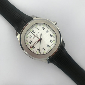 Reloj Patek Philippe Acero Inoxidable Caucho Zafiro 146pp