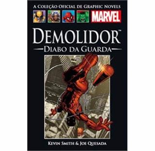 Hq - Demolidor - Diabo Da Guarda - Salvat