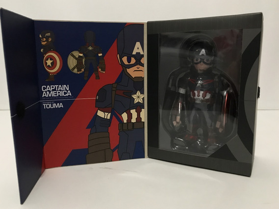 Hot Toys Age Of Ultron Artist Mix Series Capitán América