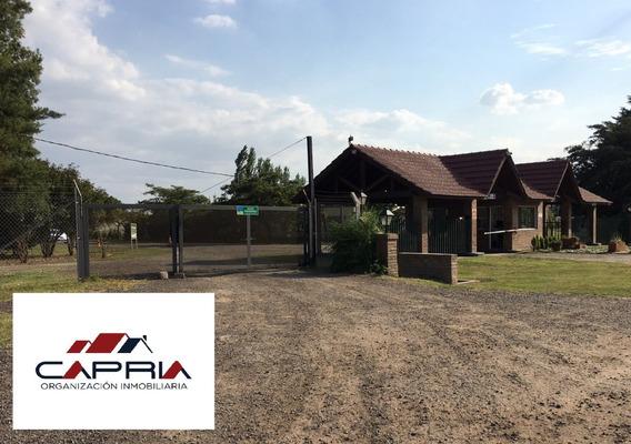 Lote Financiado En Aero Country Club | Gral Rodriguez
