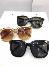 98148b72e3c Oculos Gucci Feminino Quadrado De Sol - Óculos no Mercado Livre Brasil