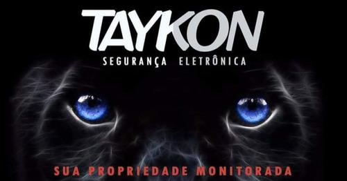 Taykon:sua Propriedade Monitorada, É Sua Propriedade Segura!