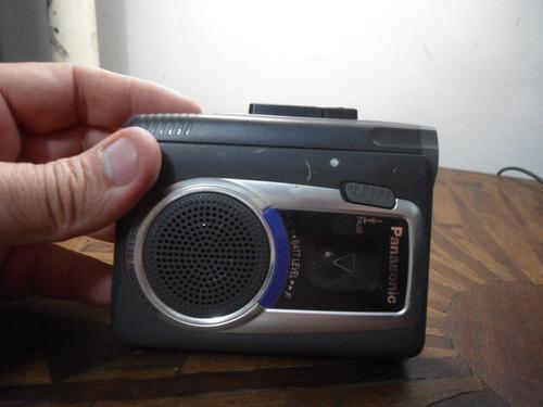 Walkman Panasonic Rql10 - No Estado