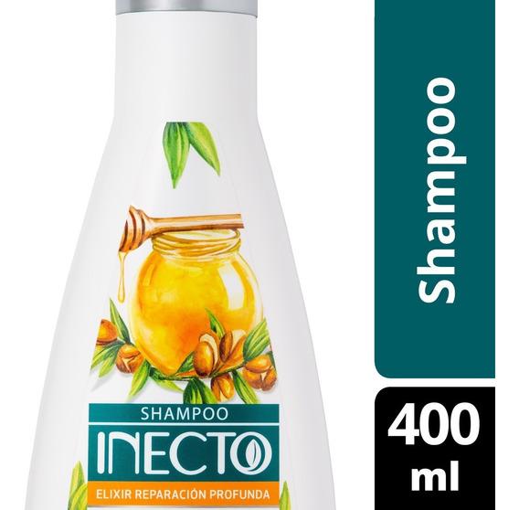 Shampoo Inecto Elixir Reparacion Profunda X 400ml