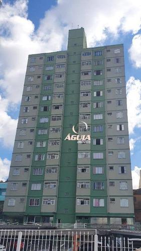 Apartamento Com 2 Dormitórios À Venda, 54 M² Por R$ 214.000 - Conjunto Residencial Sitio Oratório - São Paulo/sp - Ap2630