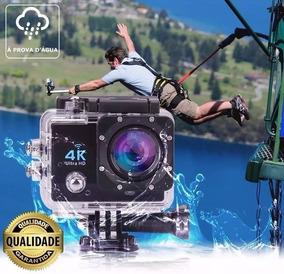 Action Cam Wifi Câmera Capacete Esporte Mergulho 4k 1080p