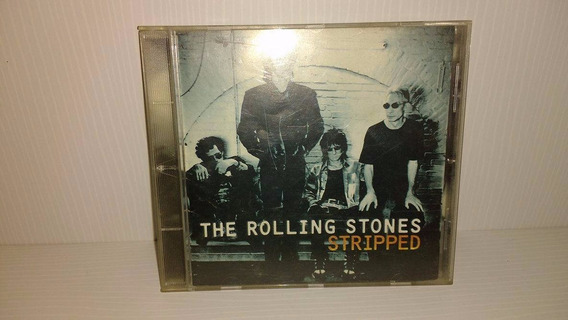 Cd Rolling Stones Stripped