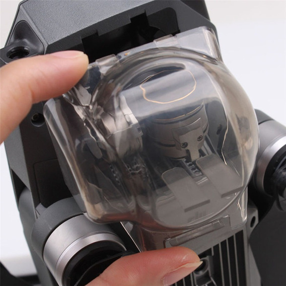 Protetor Câmera Gimbal Transparente Para Drone Dji Mavic Pro