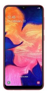 Samsung Galaxy A10 Vermelho 32gb Tela De 6,2 Vitrine