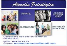 Psicóloga En Maldonado