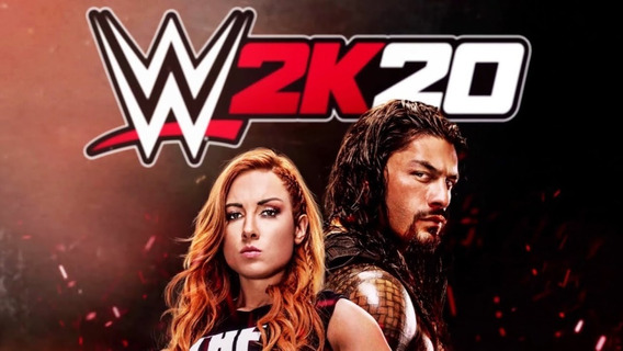 Wwe 2k20 Pc Steam