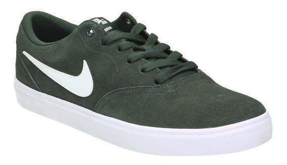 Tenis Nike Sb Check - Verde