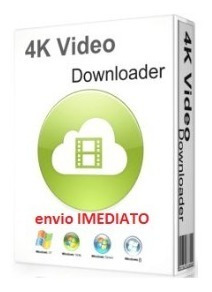4k Video Downloader V.4.9.3 Vitalício