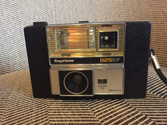 Câmera Antiga Keystone 825ef