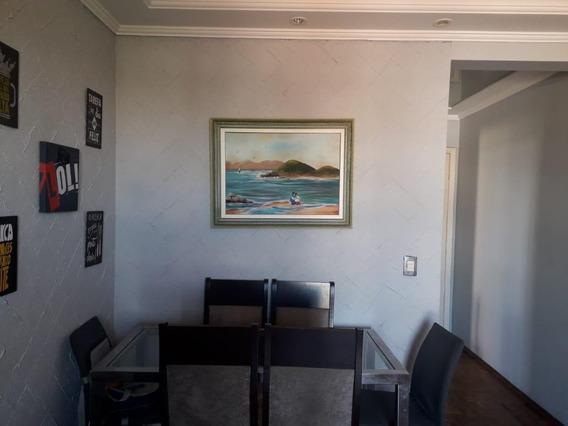 Apartamento Com 3 Dormitórios À Venda, 75 M² - Jardim Das Indústrias - São José Dos Campos/sp - Ap5617