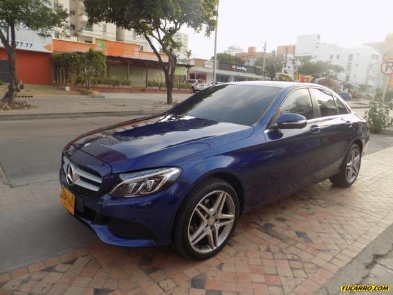 Mercedes Benz Clase C180 1.6 At