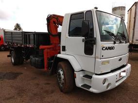 Ford Cargo 1621 Basculante Munck