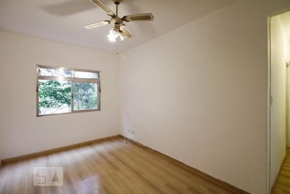 Apartamento No 2º Andar Com 2 Dormitórios E 1 Garagem - Id: 892949434 - 249434