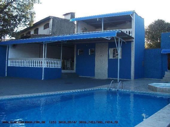 Chácara Para Venda Em Sorocaba, Vila Fiore, 2 Dormitórios, 2 Banheiros, 7 Vagas - 692